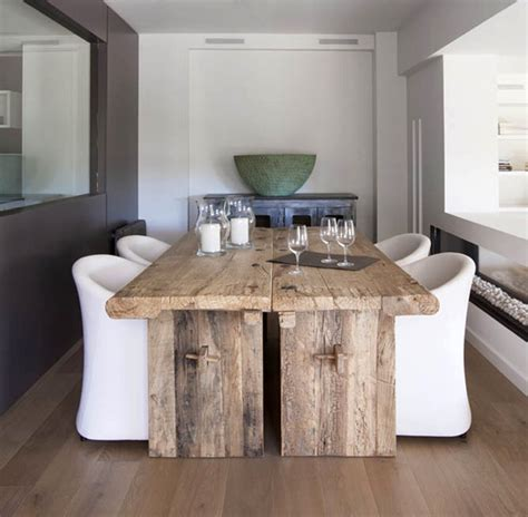 With its blend of modern and rustic elements, the manor park rustic 72 in. Dramatic Dining Rooms: 30 Beautiful Elegant Ideas