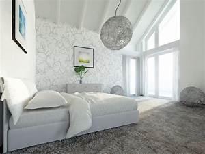 Bett Für Dachschräge : einrichten wohnen ~ Michelbontemps.com Haus und Dekorationen