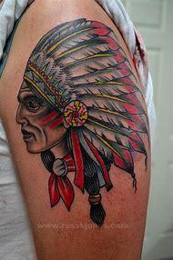 native american chief tattoo design geek tattoos