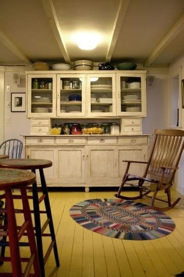 colourful kitchen cabinets 17 best ideas about painted kitchen floors on 2371