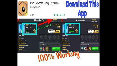 8 pool instant rewards free coins apk with proof 100 working