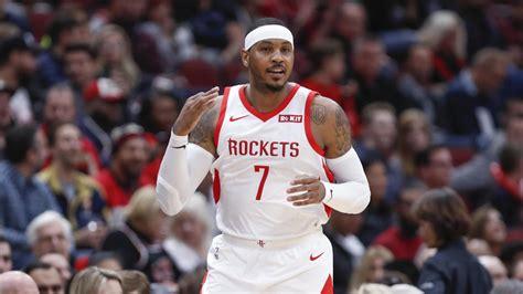2019 NBA buyout market: Carmelo Anthony, Robin Lopez ...