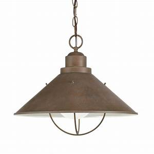 Kichler lighting seaside in olde brick outdoor