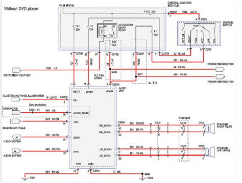 2000 ford f250 stereo wiring diagram 2000 image 2001 ford f250 stereo wiring diagram 2001 auto wiring diagram on 2000 ford f250 stereo wiring