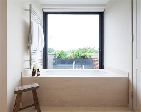 best lighting for bathroom with no windows bathroom windows that pull in light and add privacy too