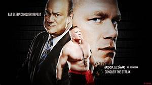 Brock Lesnar Eat Sleep Conquer Repeat Wallpaper By by ...