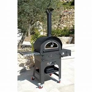 Barbecue De Jardin : four et barbecue de jardin multifonctions vulcano 3 ~ Premium-room.com Idées de Décoration