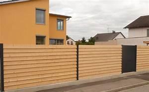 Welches Holz Für Gartenzaun : zaun bauen anleitung fz08 hitoiro ~ Lizthompson.info Haus und Dekorationen