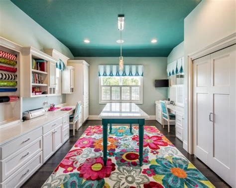 Best Craft Room Ideas & Remodeling Photos
