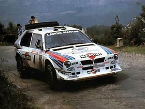 Lancia Delta S4 Tour de Corse 1986 [Pure engine sound ...