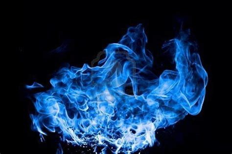 Blue Fire Backgrounds
