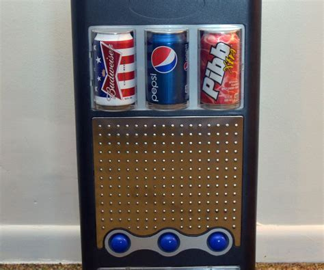 Redone Personal Vending Machine for Barley Soda and High