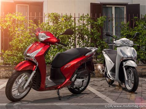 honda sh  abs  loutil urbain moto magazine
