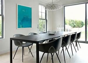 Salle A Manger Moderne : salle manger contemporaine 111 id es de design r ussi ~ Teatrodelosmanantiales.com Idées de Décoration