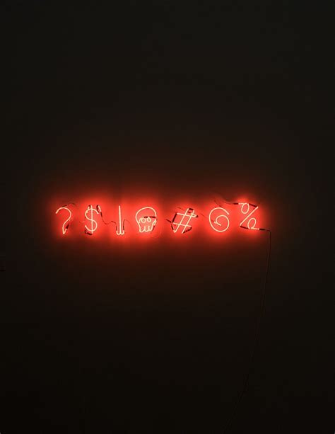 Aesthetic Neon Orange Wallpaper by Fuming L I G H T S Neon Neon Signs Free Iphone Wallpaper