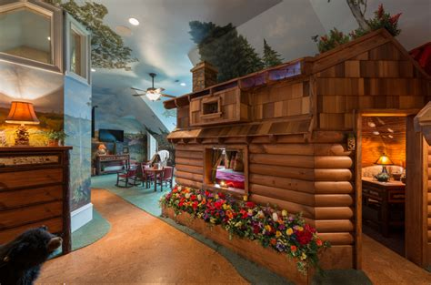 Awesome Childrens Nature Themed Playroom  Ee  Homes Ee   Of The Rich