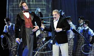 The Perfect American – English National Opera – review ...