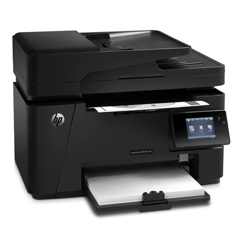 It has the feature of scanning, copying, printing, and faxing. MFP HP LaserJet Pro M127fw - Intelicom Solutions Ltd - eShop