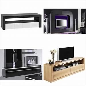 Meuble Salon Moderne : meuble en bois moderne ~ Premium-room.com Idées de Décoration