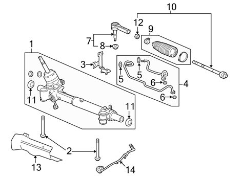 Seal Steering Diagram by 26081619 Gm Seal Hydraulic Steering Fitting And O