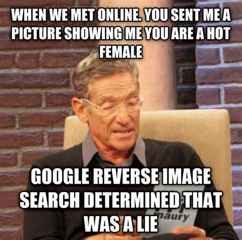Lie Detector Meme - image 614152 maury lie detector know your meme