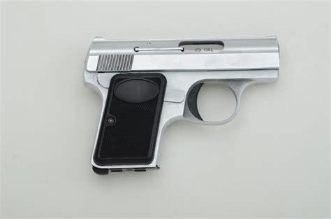 Precision Small Arms Pocket Model Psp25 Semiauto Pistol