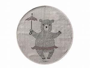 Teppich Rund Rosa : teppich kinderzimmer rund ~ Whattoseeinmadrid.com Haus und Dekorationen