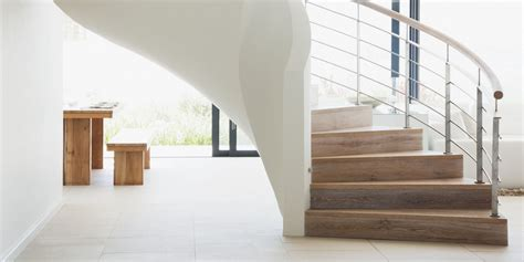 Moderne Treppen Innen by Interior Staircase Design Ideas Repairing Replacing Or