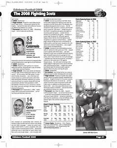 2008 Edinboro Football Media Guide By Edinboro University