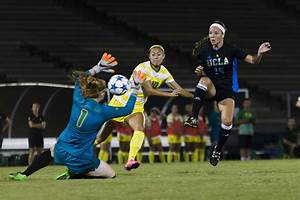 UCLA women's soccer scores narrow win over Texas A&M ...