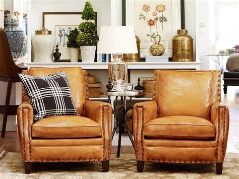 Leather Furniture Living Room Design Ideas