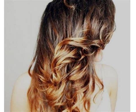 extensions de cheveux 224 naturels tie and dye brun noisette extensions tie and dye