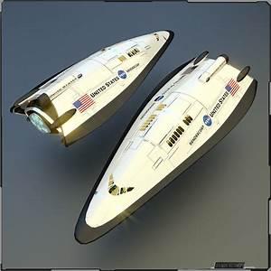 Shuttle XS - 01 by PINARCI on DeviantArt