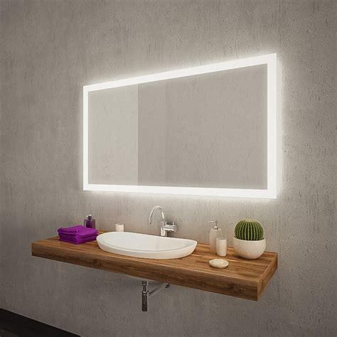 Spiegel Badezimmer Mit Beleuchtung by Badspiegel Mit Led Beleuchtung New York M303l4