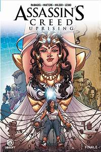Assassin's Creed Uprising Volume 3 Now Available for Purchase