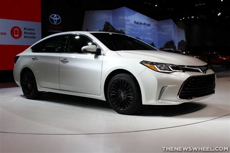 2018 Toyota Avalon 20 The News Wheel