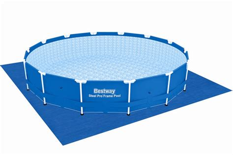 frame pool 366x122 bestway steel pro frame pool 366x122 komplettset 56420 gs
