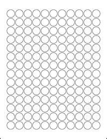 circle labels ol