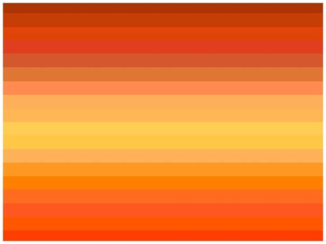Weddings in Victoria Colour Palettes: Orange Palette