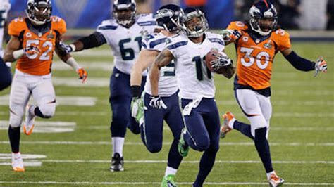 seattle seahawks beat denver broncos    win super
