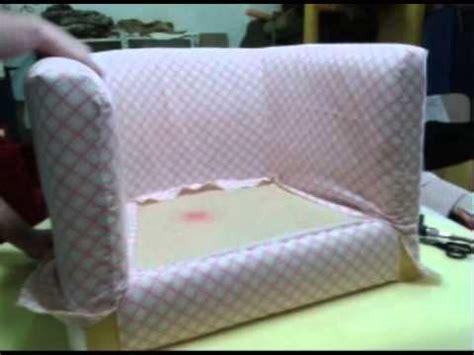 tutorial de como remodelar  seu sofa antigo paumage decoracoes youtube