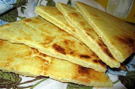 une jatte en cuisine recette de galette kabyle arhlum