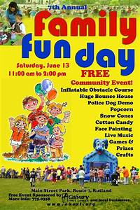 news from our members june 2015 rutland region chamber With fun day poster template