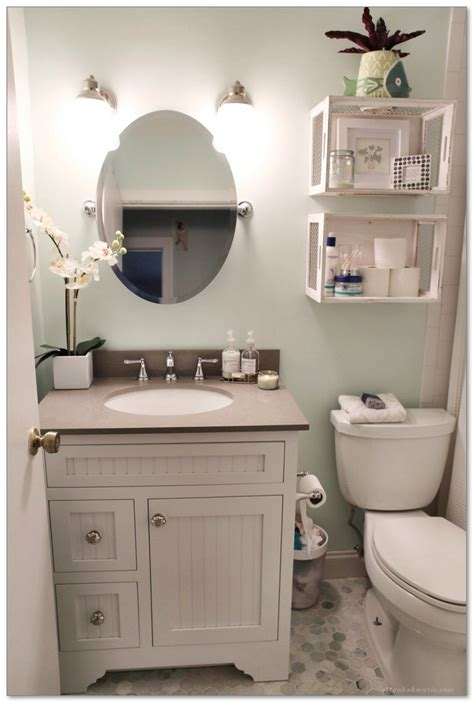 Small Bathroom Makeover Ideas On A Budget by 99 Small Master Bathroom Makeover Ideas On A Budget 32
