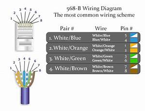 Wiring Diagram For Car  Cat5 Wiring Diagram