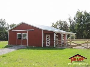 horse barn pole building flemington tam lapp With build a barn llc