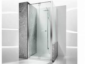 Paroi De Douche Sur Mesure : paroi de douche sur mesure en verre tremp replay rn rv by ~ Nature-et-papiers.com Idées de Décoration
