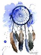 Dream Catcher  Print o...