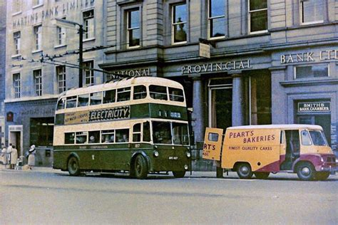 Find cheap coach tickets to derby. Derby Corporation trolleybus no. 187,... © P L Chadwick ...