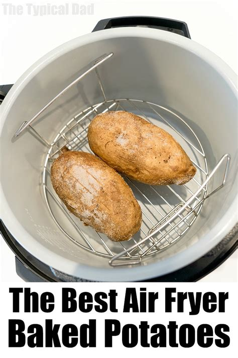 potatoes baked ninja foodi fryer air go oven easy toppings airfryer would these